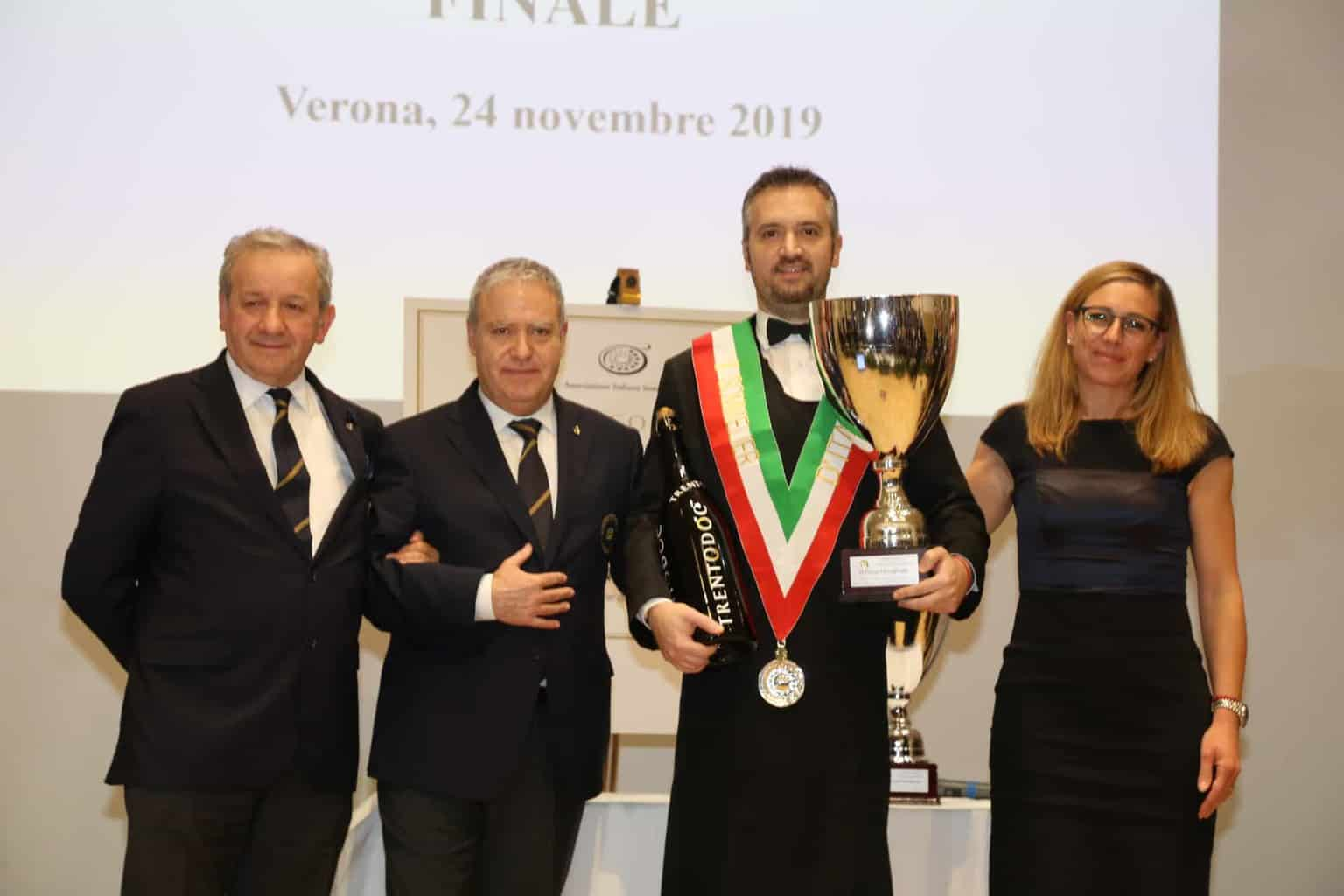 Premio Miglior Sommelier d'Italia