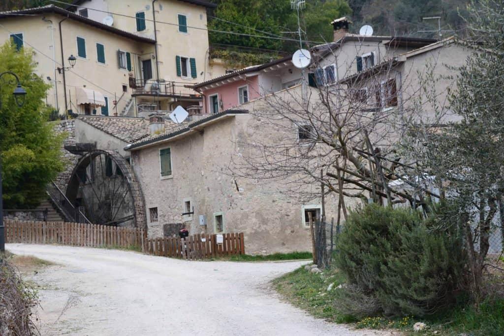 Valle dei Molini - Lago di Garda