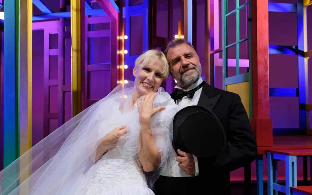 """""""Divertiamoci a Teatro"""". Dal 12 novembre al 3 aprile 2020 sono ben 37 le rappresentazioni al Teatro Nuovo di Verona. Scopri il programma e le info utili"""