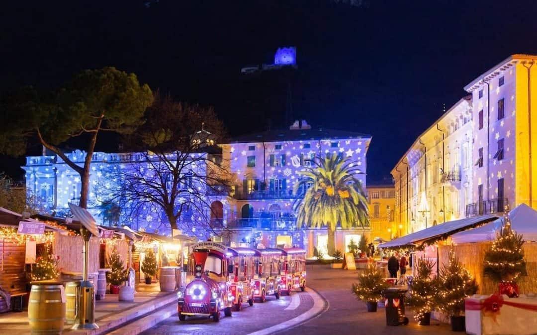 Mercatini di Natale a Riva del Garda e Arco di Trento nell'Alto Garda. Scopri tutte le iniziative previste fino al 6 gennaio 2020