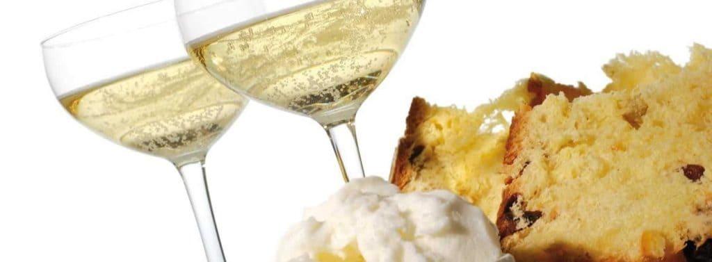 Abbinamento pandoro e vino