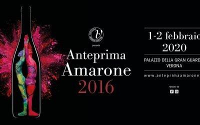 """Anteprima Amarone 2016: a Verona tasting e ospiti per il """"Grande Rosso Veronese"""". Leggi gli eventi in programma dal 27 gennaio al 2 febbraio 2020"""