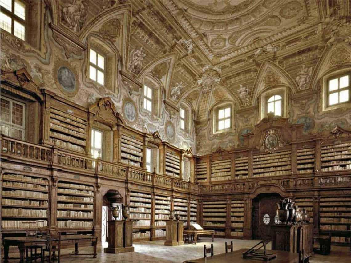 biblioteca capitolare Verona