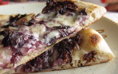 """Il Radicchio rosso di Casaleone e la pizza: un perfetto incontro tra prodotto tipico e """"cultura"""" Gourmet"""
