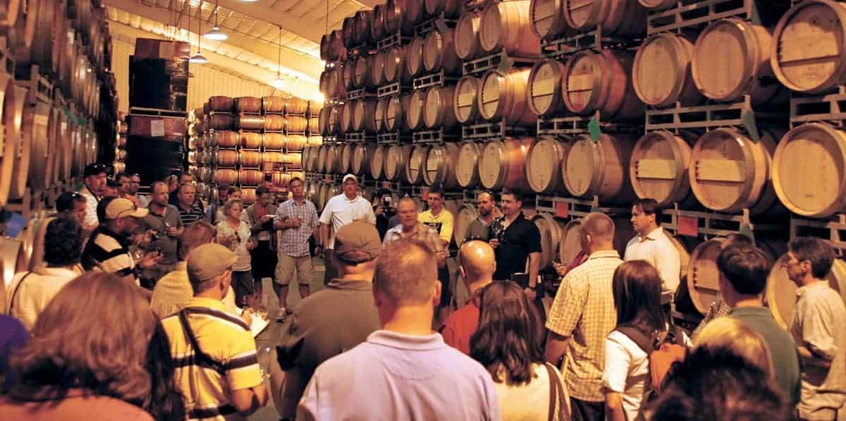 Turismo del vino e gastronomia