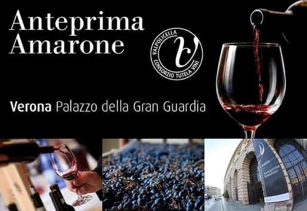 Anteprimma Amarone 2016 Verona