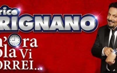 Enrico Brignano all'Arena di Verona sabato 9 maggio 2020. Leggi le informazioni utili e compra i biglietti per lo spettacolo