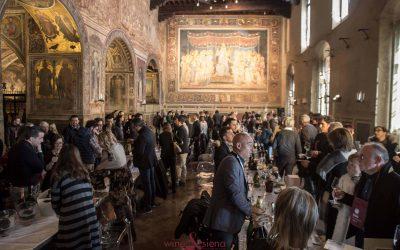 Wine&Siena Capolavori del Gusto: dal 1° al 3 febbraio 2020 con masterclass, sapori e musica. Presenti anche i vini della Valpolicella