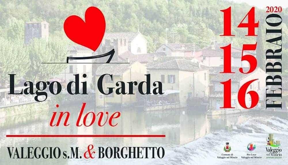 Lago di Garda in Love - la Festa di San Valentino dedicata agli innamorati