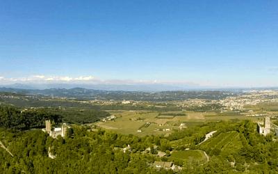 Visita ai Castelli di Romeo e Giulietta a Montecchio Maggiore (Vicenza). Una gita fuoriporta a cui abbinare la scoperta dei vini di Vicenza