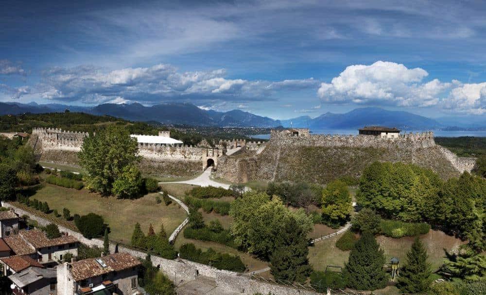 Castello di Lonato in provincia di Brescia