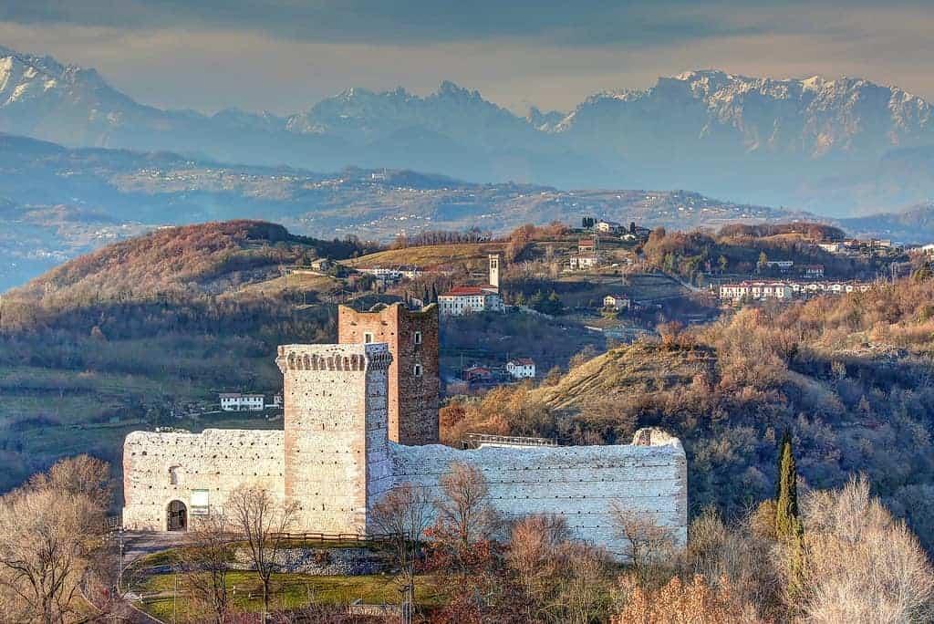 Guida turistica Vicenza - Castello di Giulietta e Romeo