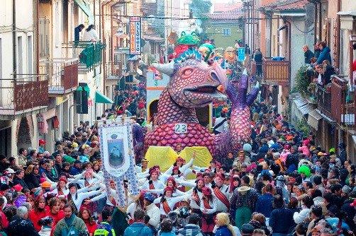 Eventi a Verona sfilate di Carnevale