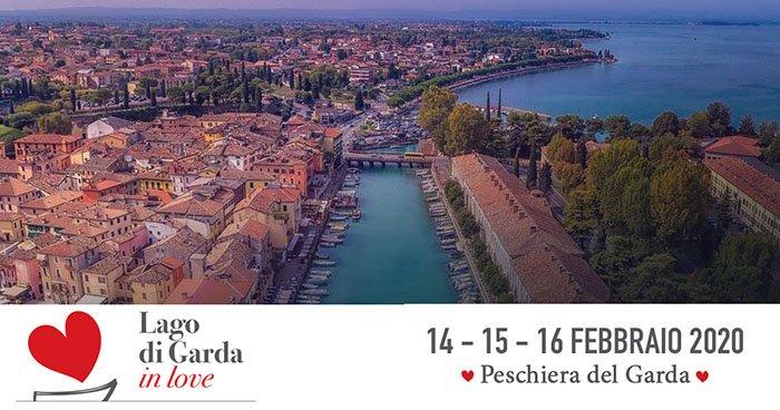 Lago di Garda in Love - Festa di San Valentino per gli innamorati