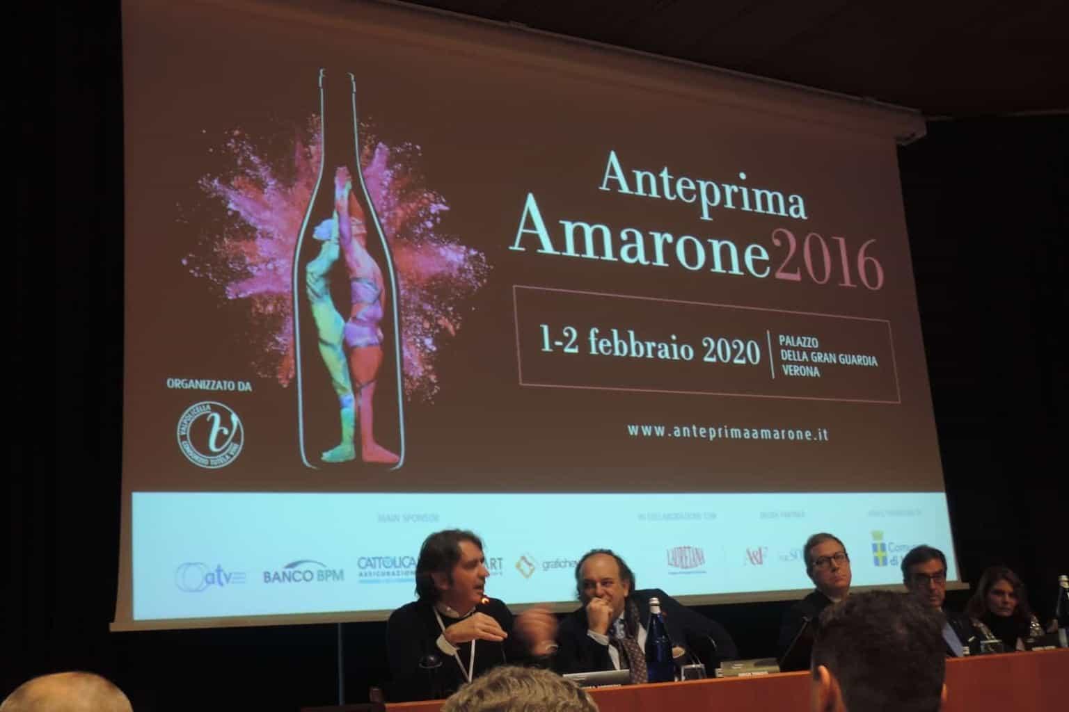Anteprima Amarone Verona
