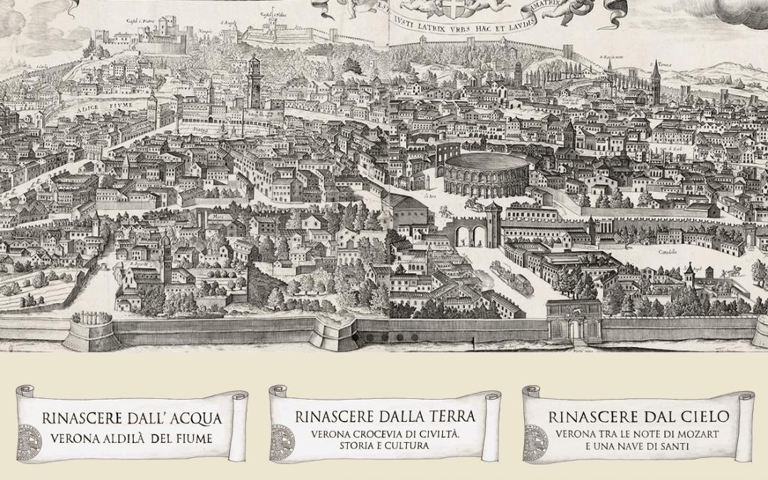 Verona Minor Hierusalem: appuntamento sabato 15 febbraio 2020 con un itinerario alla scoperta dell'architettura e del genio di Michele Sanmicheli