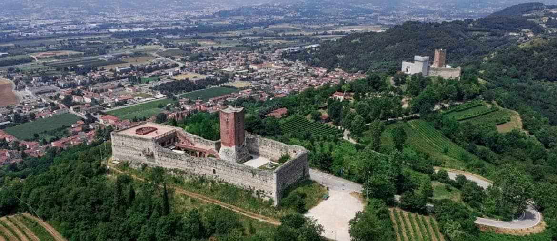 Castelli di Giulietta e Romeo a Vicenza