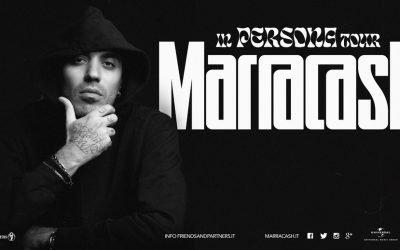 Marracash in concerto all'Arena di Verona venerdì 22 maggio 2020. Leggi l'articolo per avere informazioni sull'evento