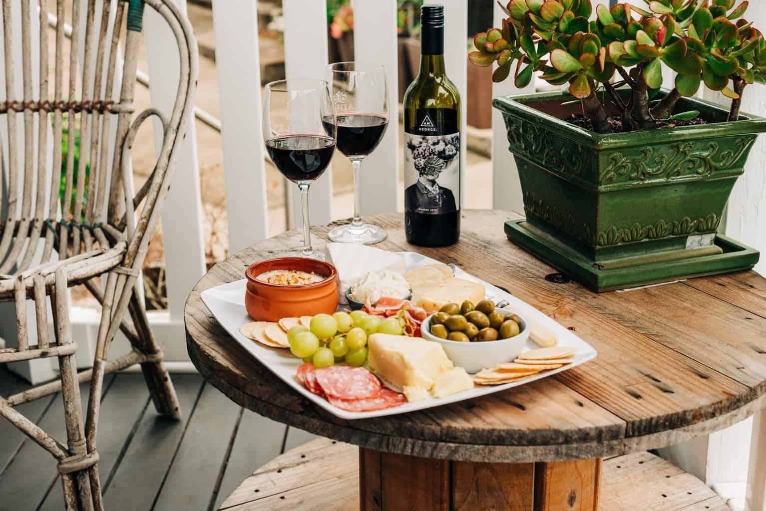Enoturismo e gastronomia