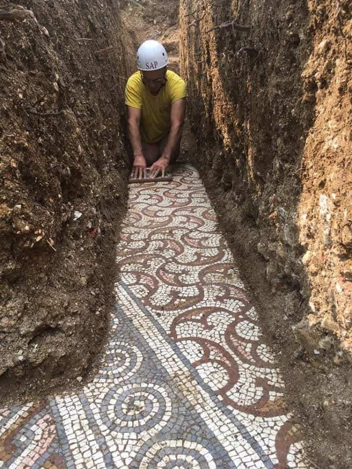 Gianni de Zuccato archeologo