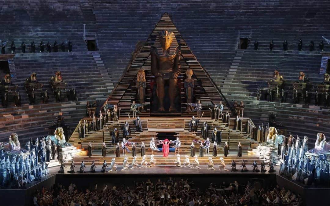 Il Festival d'estate 2020 in Arena di Verona: il programma di Agosto 2020