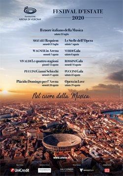Festival 2020 Arena di Verona