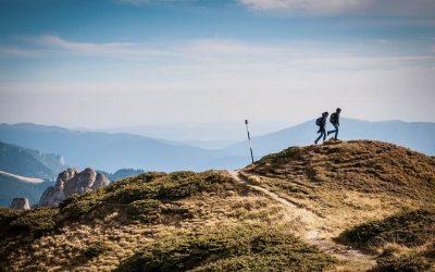 """Parte Il nuovo programma del Touring Club Italiano """"Cammini e percorsi"""" che certifica gli itinerari di qualità"""
