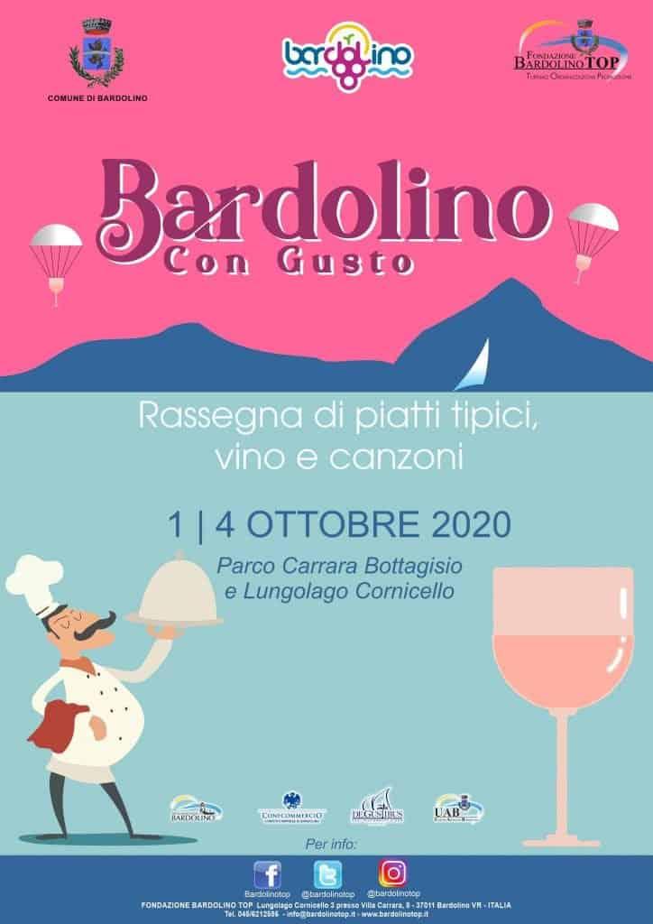 Locandina evento Bardolino